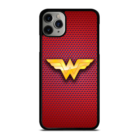 WONDER WOMAN LOGO iPhone 11 Pro Max Case Cover