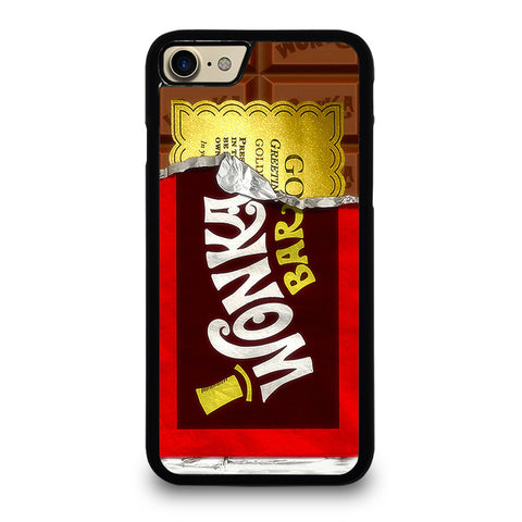 WONKA BAR GOLDEN TICKET iPhone 7 / 8 Case Cover
