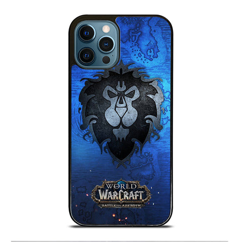 WORLD OF WARCRAFT ALLIANCE iPhone 12 Pro Max Case Cover