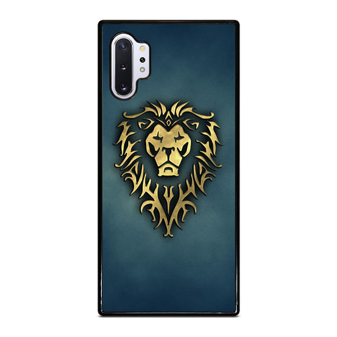 WORLD OF WARCRAFT  LOGO Samsung Galaxy Note 10 Plus Case Cover