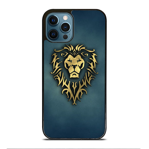 WORLD OF WARCRAFT  LOGO iPhone 12 Pro Max Case Cover