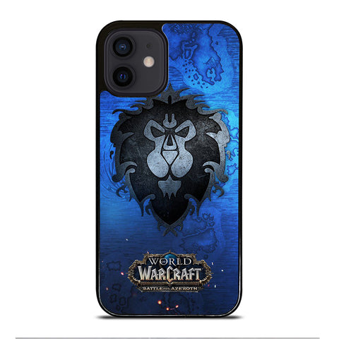 WORLD OF WARCRAFT ALLIANCE iPhone 12 Mini Case Cover