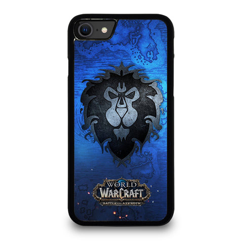 WORLD OF WARCRAFT ALLIANCE iPhone SE 2020 Case Cover