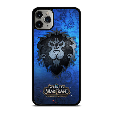 WORLD OF WARCRAFT ALLIANCE iPhone 11 Pro Max Case Cover