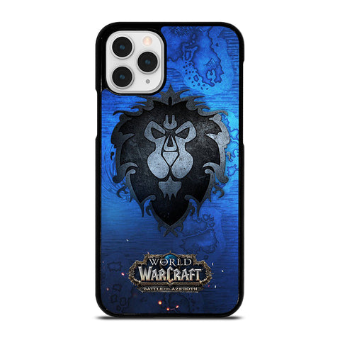 WORLD OF WARCRAFT ALLIANCE iPhone 11 Pro Case Cover