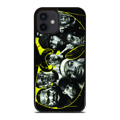 WUTANG CLAN PERSONEL iPhone 12 Mini Case Cover