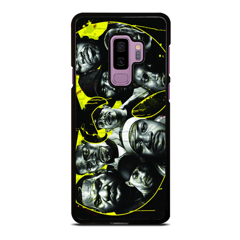 WUTANG CLAN PERSONEL Samsung Galaxy S9 Plus Case Cover