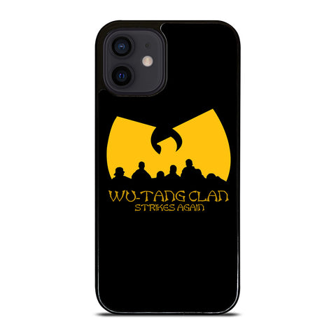 WUTANG CLAN STRIKES AGAIN iPhone 12 Mini Case Cover