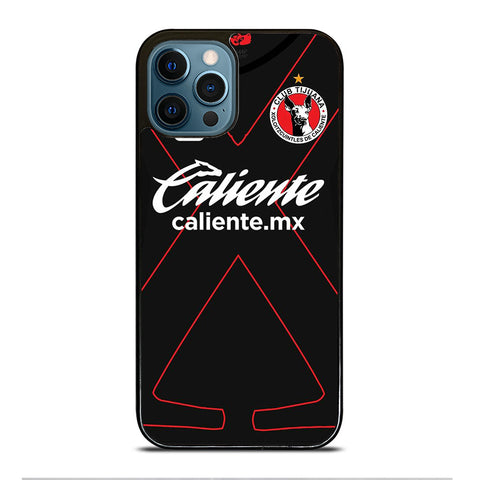 XOLOS TIJUANA JERSEY iPhone 12 Pro Max Case Cover