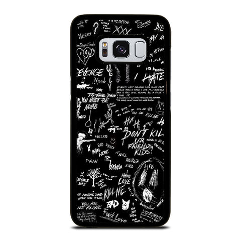 XXXTENTACION QUOTE Samsung Galaxy S8 Case Cover