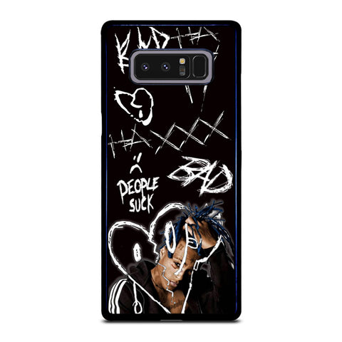 XXXTENTACION RAPPER PEOPLE SUCK Samsung Galaxy Note 8 Case Cover