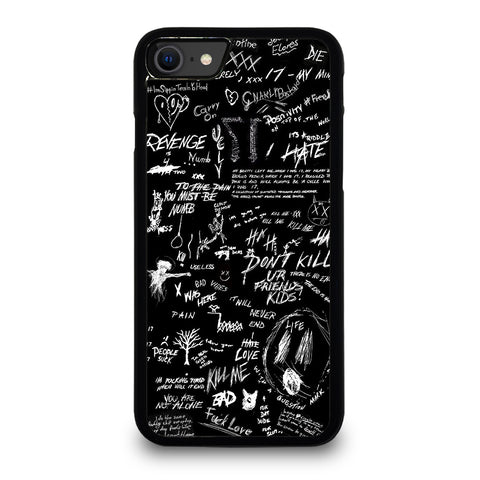 XXXTENTACION QUOTE iPhone SE 2020 Case Cover