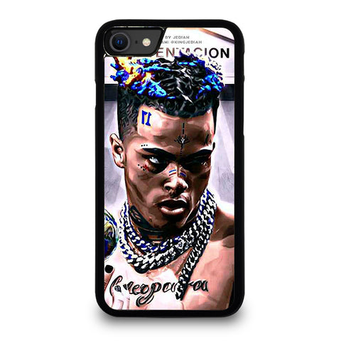 XXXTENTACION RAPPER ART iPhone SE 2020 Case Cover