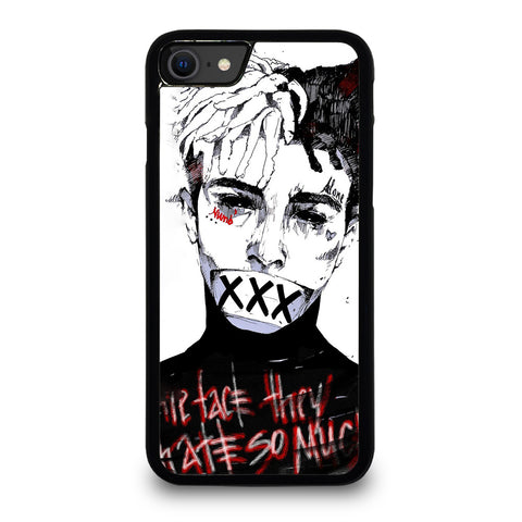 XXXTENTACION RAPPER iPhone SE 2020 Case Cover