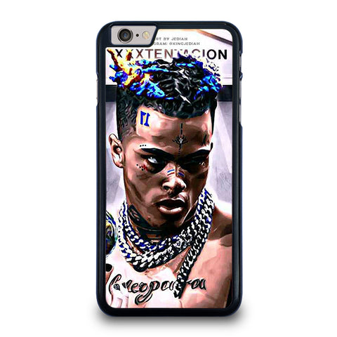 XXXTENTACION RAPPER ART iPhone 6 / 6S Plus Case Cover