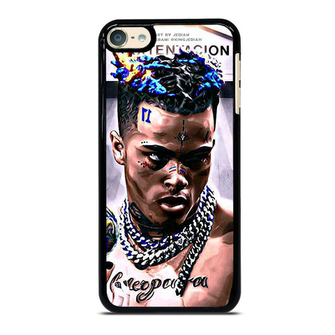 XXXTENTACION RAPPER ART iPod Touch 6 Case