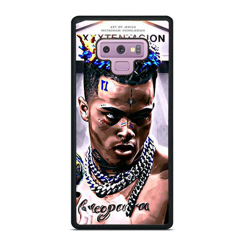 XXXTENTACION RAPPER ART Samsung Galaxy Note 9 Case Cover