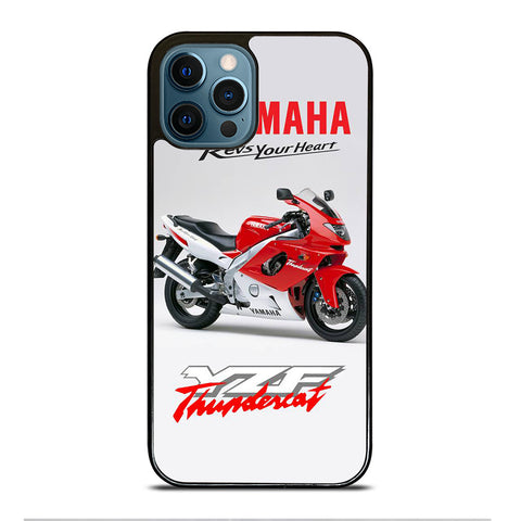 YAMAHA REVS YOUR HEART YZF THUNDERCAT iPhone 12 Pro Max Case Cover