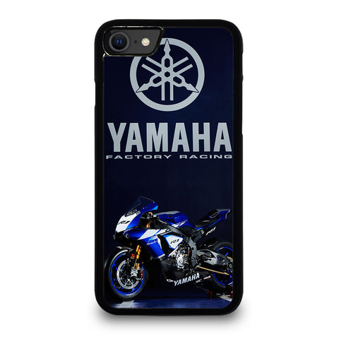 YAMAHA FACTORY RACING iPhone SE 2020 Case Cover