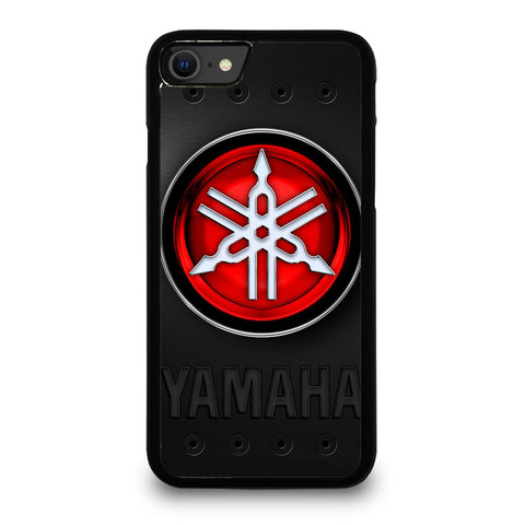 YAMAHA METAL LOGO iPhone SE 2020 Case Cover