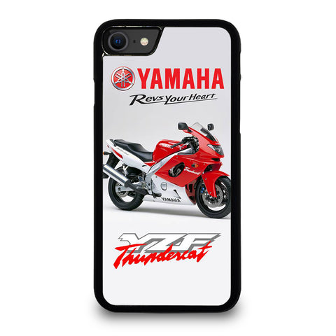 YAMAHA REVS YOUR HEART YZF THUNDERCAT iPhone SE 2020 Case Cover