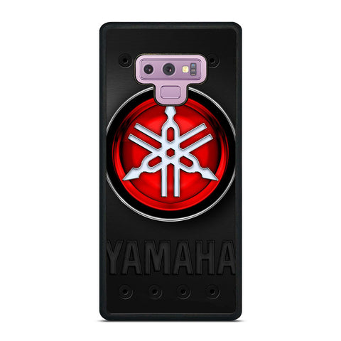 YAMAHA METAL LOGO Samsung Galaxy Note 9 Case Cover