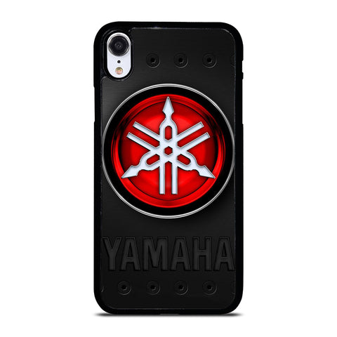 YAMAHA METAL LOGO iPhone XR Case Cover