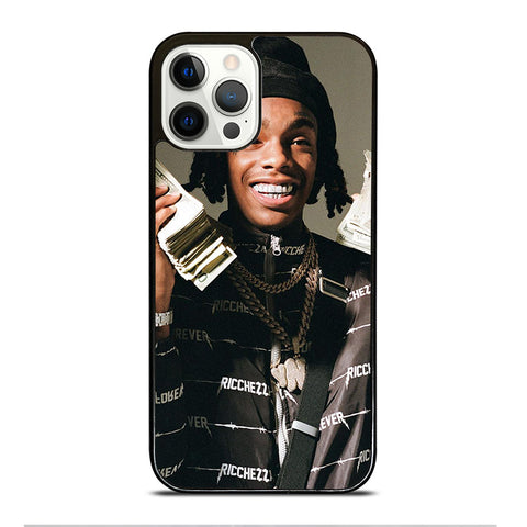 YNW MELLY iPhone 12 Pro Case Cover