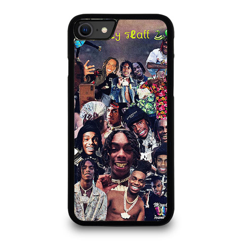 YNW MELLY COLLAGE iPhone SE 2020 Case Cover