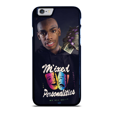 YNW MELLY RAPPER iPhone 6 / 6S Case Cover