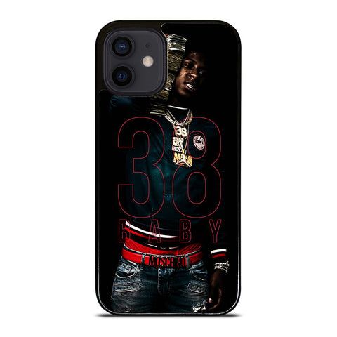 YOUNGBOY NBA 38 BABY iPhone 12 Mini Case Cover