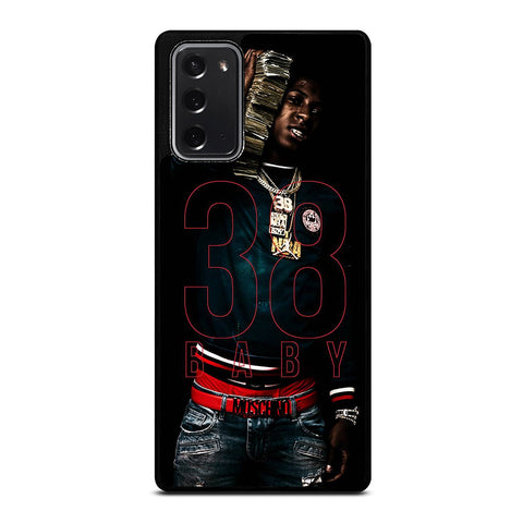 YOUNGBOY NBA 38 BABY Samsung Galaxy Note 20 Case Cover