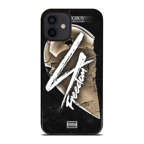YOUNGBOY NBA 4 FREEDOM iPhone 12 Mini Case Cover