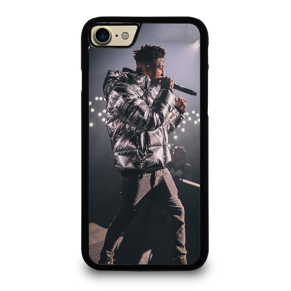 YOUNGBOY NBA RAPPER 2 iPhone 7 / 8 Case Cover - Casesummer