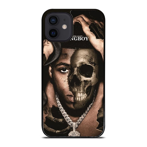 YOUNGBOY NBA STILL FLEXIN iPhone 12 Mini Case Cover