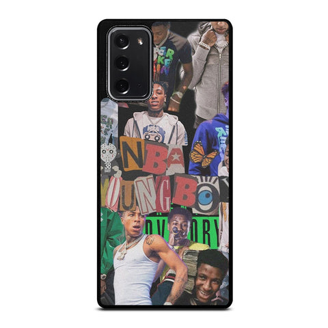 YOUNGBOY NEVER BROKE AGAIN NBA COLLAGE Samsung Galaxy Note 20 Case Cover