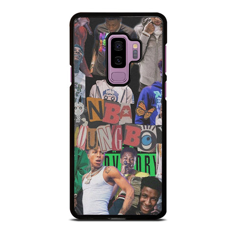 YOUNGBOY NEVER BROKE AGAIN NBA COLLAGE Samsung Galaxy S9 Plus Case Cover
