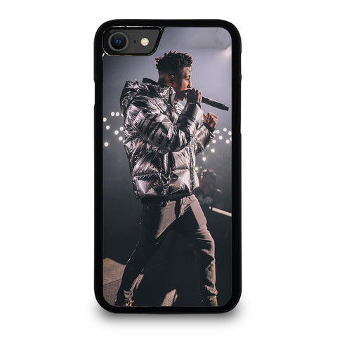 YOUNGBOY NBA RAPPER 2 iPhone SE 2020 Case Cover