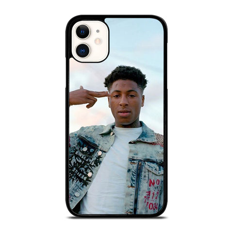 YOUNGBOY NBA  RAPPER iPhone 11 Case Cover