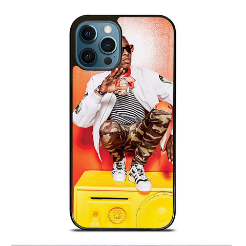 YOUNG THUG RAPPER iPhone 12 Pro Max Case Cover