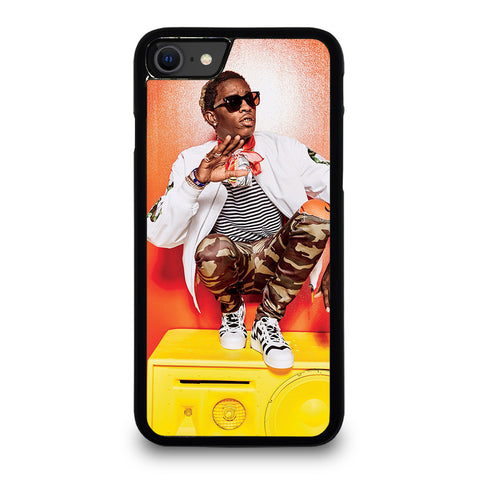 YOUNG THUG RAPPER iPhone SE 2020 Case Cover