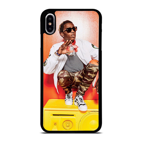 YOUNG THUG RAPPER-iphone-xs-max-case-cover