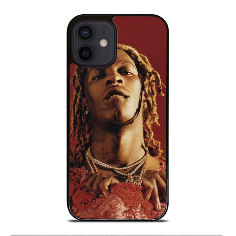 YOUNG THUG RAP iPhone 12 Mini Case Cover