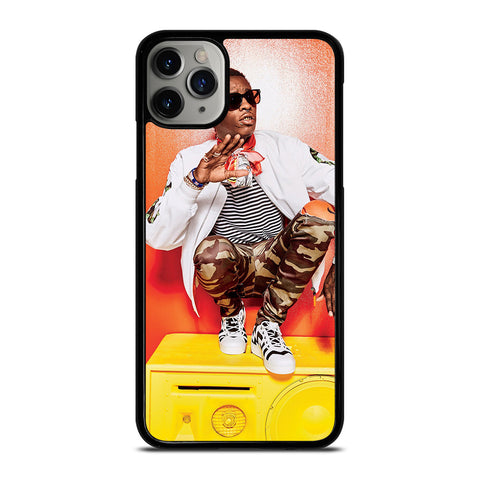 YOUNG THUG RAPPER iPhone 11 Pro Max Case Cover