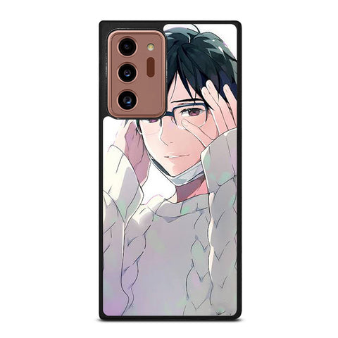 YURI ON ICE KATSUKI ANIME Samsung Galaxy Note 20 Ultra Case Cover