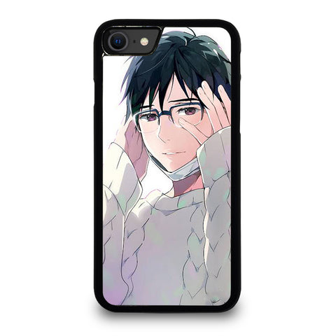 YURI ON ICE KATSUKI ANIME iPhone SE 2020 Case Cover