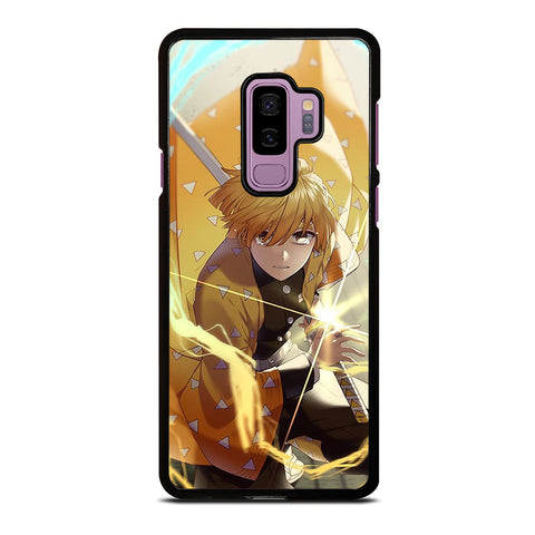 ZENITSU AGATSUMA DEMON SLAYER Samsung Galaxy S9 Plus Case Cover
