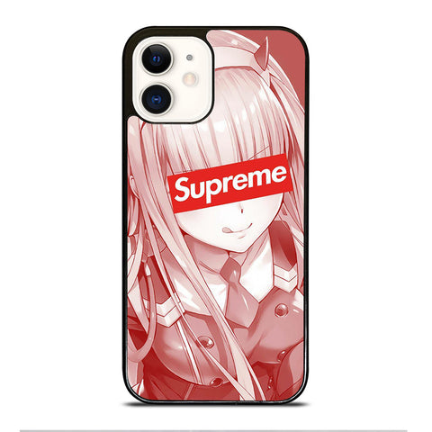 ZERO TWO SUPREME ANIME iPhone 12 Case Cover