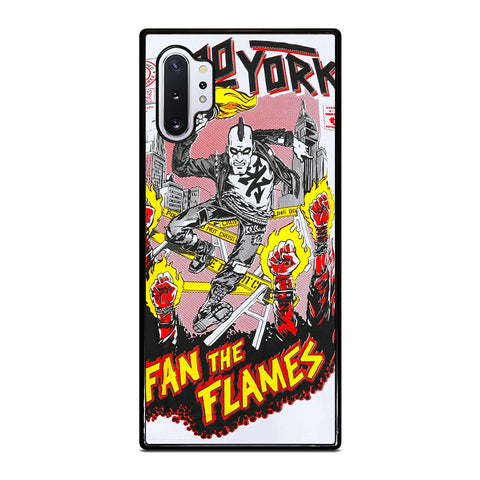 ZOO YORK FAN THE FLAMES Samsung Galaxy Note 10 Plus Case Cover
