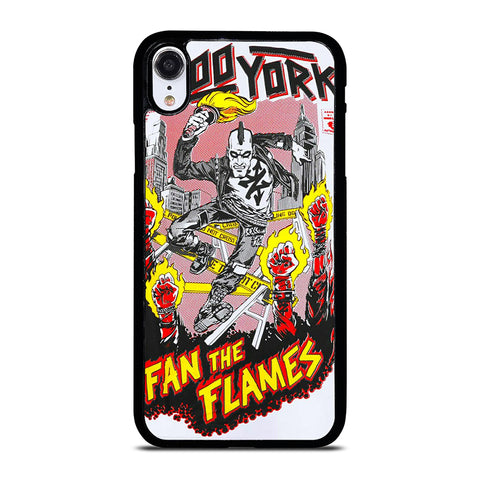 ZOO YORK FAN THE FLAMES Phone XR Case Cover